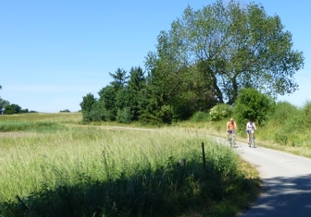 Cycling holidays on island of Funen Denmark
