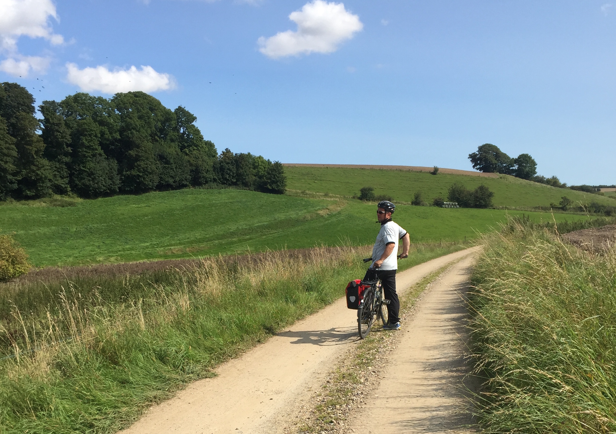 East Jutland by bike