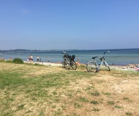Beach and bike holiday Denmark