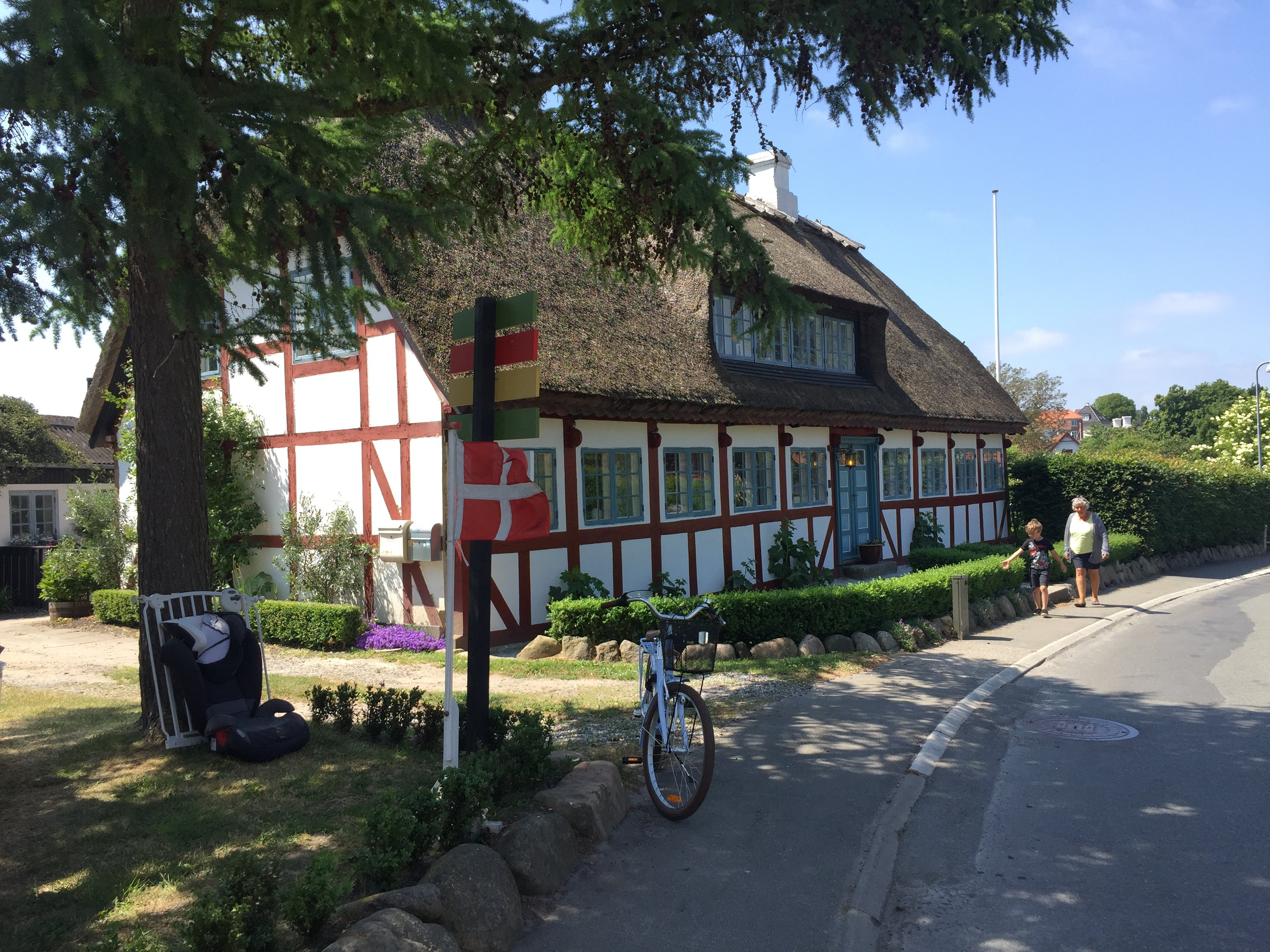 Cycling holiday in Denmark