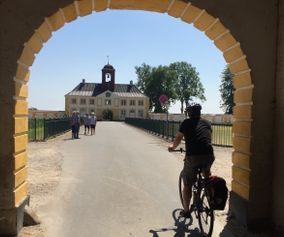 Cycle to castles on your South Fyn bike holiday in Denmark