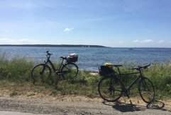 Family Cycling holidays Denmark