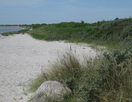 Beach and cycling holidays, Denmark