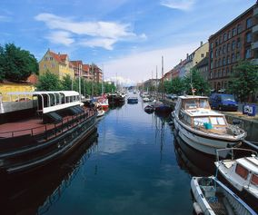 Explore Denmark by bike. Go on a cycling holiday.