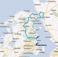 Cycling Holiday In Denmark Copenhagen And Best Of North Zealand