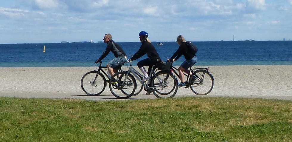 Visit Denmark and go explore by bike on one of our cycling holidays