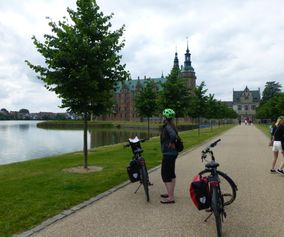 7 days bike tour through North Zealand Denmark