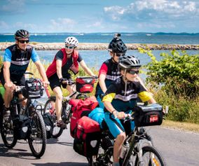 VisitFyn Cycling holiday for families with children