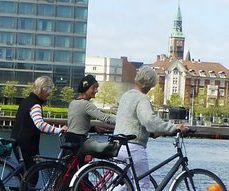 Explore Copenhagen by bike