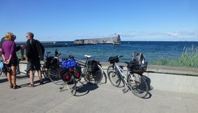Family Cycling holiday Denmark